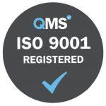 ISO 9001 - Grey